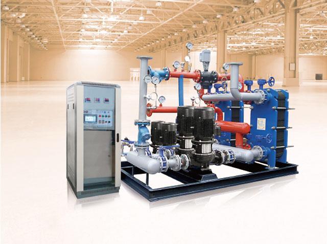 高温水yuan热泵机组