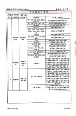 动力柜检测baogao