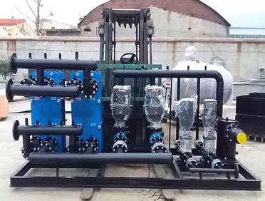 污shuige油提升设备