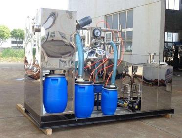 污水隔油提升设备展示
